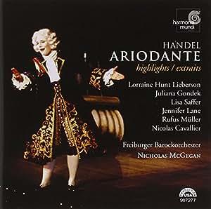 Handel - Ariodante - excs