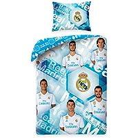 Real Madrid Bettwäsche Player 140x200cm RM-5025BL