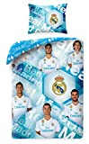 Real Madrid Bettwäsche Player 140x200cm RM-5025BL
