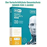 ESET Smart Security Premium 2018 | 1 Benutzer | 3 Jahre Virenschutz (April 2021) | Digitale Lizenz ESD | Versand per Amazon Mail | Digitaler Download
