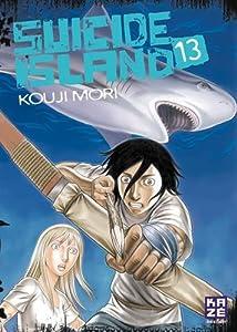 Suicide Island Edition simple Tome 13