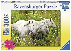 Ravensburger 132188 Puzzle Puzzle - Rompecabezas (Puzzle Rompecabezas, Flora & Fauna, Niños, Cabello, Niño/niña, 9 año(s))