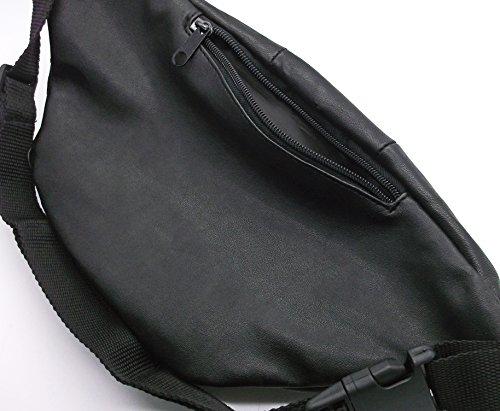 MACEMARO TRADING - Riñonera Negro negro