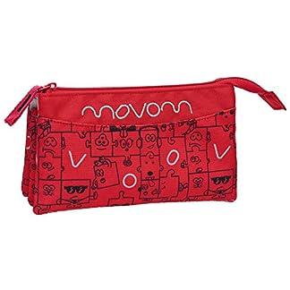 Movom Estuche, Rojo