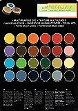 Dylon Färbemittel für Stoffe Waffel Scarlet 32