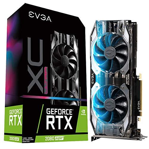 Tarjeta gráfica EVGA GeForce RTX 2080 Super XC Ultra Gaming, 8192 MB GDDR6