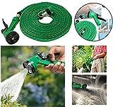 #10: Vruta 10 Meter Water Spray Gun For Home Bike Car Cleaning Gardening Plant Tree Watering Wash - Multifunction Garden Hose
