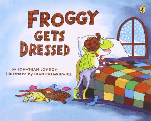 Preisvergleich Produktbild Froggy Gets Dressed