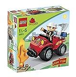 LEGO Duplo 5603 - Feuerwehr-Hauptmann