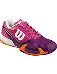 Wilson Rush Pro 2.0 Clay Court W Fiesta Pin - Zapatillas de tenis, Mujer