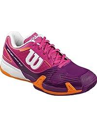 Wilson Rush Pro 2.0 Clay Court W Fiesta Pin, Zapatillas de Tenis para Mujer