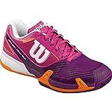 Wilson Rush Pro 2.0 Clay Court W, Scarpe da Tennis Donna, Rosa (Rosa), 38 EU