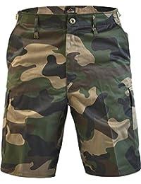 Kurze Bermuda Shorts US Army Ranger Feldhose Arbeitshose verschiedene Farben S - XXXL