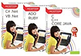 Learn C, C++, CORE JAVA, ADO .Net, RUBY,...