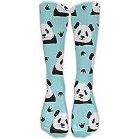 Sport Perfect Gifts Gym Casual High Knee Socks Stockings Unisex Cotton Panda Pattern Compression Sports Outdoor... preisvergleich bei billige-tabletten.eu