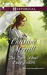 The Truth About Lady Felkirk (The de Bryun Sisters) by Christine Merrill (2014-09-16)