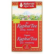 Maharishi Ayurveda Kapha tè biologicamente, confezione da 3(3x 20g)