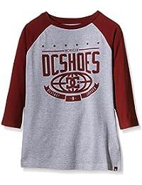 DC Boys' the Creed Rag B B Tees Rzd0 T-Shirt