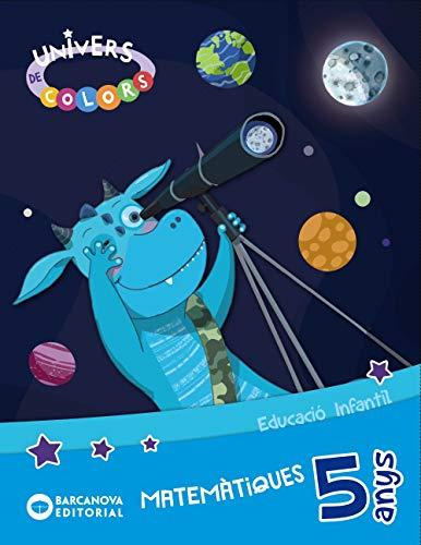 Univers de colors 5 anys. Matemàtiques. Carpeta de l'alumne (Innova)