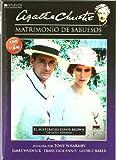 Agatha Christie Matrimonio de Sabuesos (Volumen 1 + libro) [DVD]