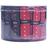 Yonex AC 7405 E2T (1 Grip, Multicolour) Rubber Badminton Grip