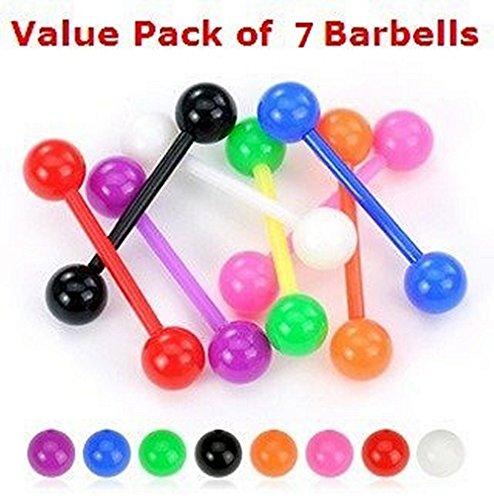7-bolas-de-piercing-lengua-cuerpo-multicolor-6mm