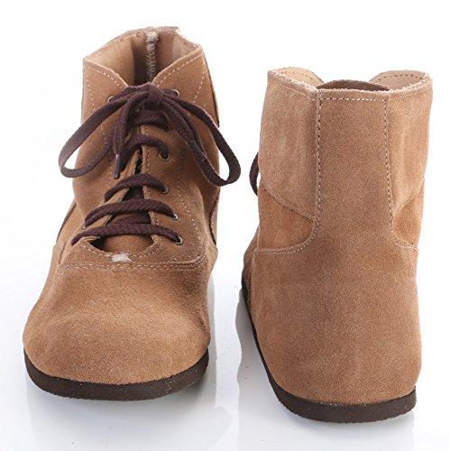 Original DDR Tramper Klettis Blueser Schuhe Camel 0h9U5wb