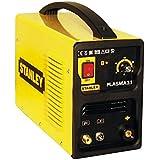 Stanley PLASMA31 - Equipo de soldadura de corte por plasma (2,1 W, 230 V), color amarillo y negro
