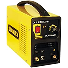 Stanley PLASMA31 Equipo de soldadura de corte por plasma 2.1 W, 230 V, Amarillo