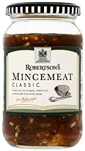 Robertsons Mincemeat Classic Jam 411 g (Pack of 6)