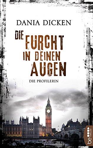 Image of Die Furcht in deinen Augen: Die Profilerin (Profiler-Reihe 9)