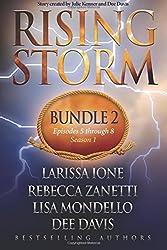 Rising Storm: Bundle 2, Episodes 5-8 by Larissa Ione (2016-03-11)