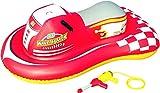 BESTWAY Jet ski gonflable - Jeu eau flottant piscine pistolet à eau - 140x84cm