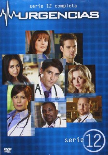Urgencias (12ª temporada) [DVD]