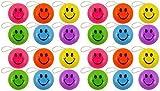 24 x Mini En couleur Yo-yo Retour Dessus Jouets Enfants Sac De Fête Jouet Fillers