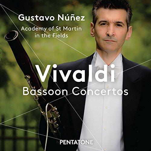 Vivaldi: Bassoon Concertos