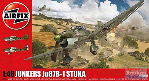 airfix-148-junkers-ju87b-1-stuka-a07114
