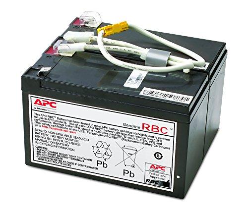 APC APCRBC109 Replacement Battery Cartridge #109 USV-Akku (1 x Bleisäure) - Apc Battery Cartridge