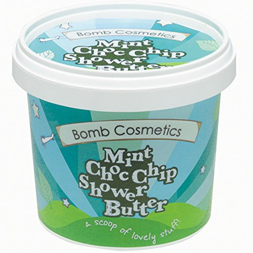 Bomb Cosmetics Duschbutter Ice Cream Mint Choc Chips -