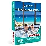 Emozione3 - 2 Notti In Spa D'Incanto - 345 Soggiorni Benessere e Gourmet In Hotel 3 o 4 Stelle, Cofanetto Regalo, Benessere e Gastronomia