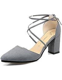 Amazon.es  RUGAI-UE - Zapatos para mujer   Zapatos  Zapatos y ... 6293570d8bb5