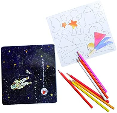 Heico - Egmont Toys - Aimants Astronaute à à à Colorier, 630526 B00TWAWIOU | Produits De Qualité  e9b3c7
