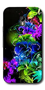 SEI HEI KI High Quality Silicon Printed Designer Back Cover for Motorola Moto G Turbo