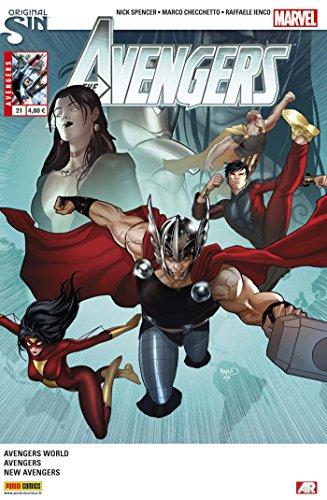 Avengers 2013 21 Original Sin