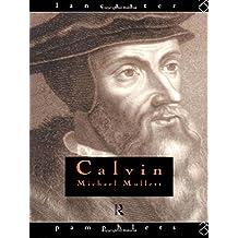 Calvin (Lancaster Pamphlets)