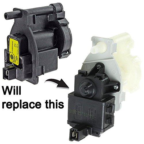 Spares2go completo pompa acqua condensatore per asciugatrice Hotpoint