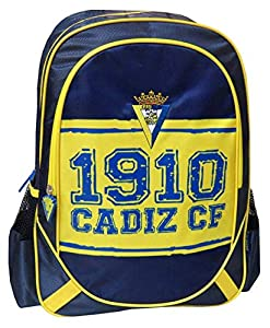 Cádiz MC-02-C Mochila Bordada Adaptable a Carro, 43 cm