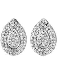 Orphelia Jewelry Damen-Ohrstecker 925 Sterling Silber ZO-5796