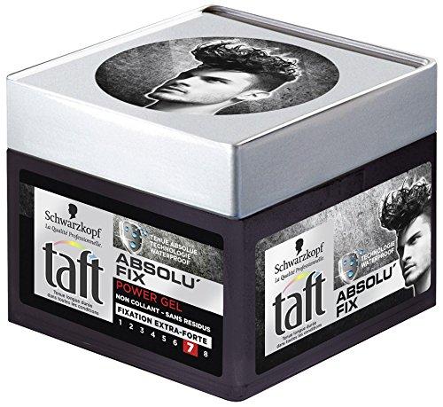 Taft - Styling Gel - Fissare Absolute Power Gel - 250 ml Pot