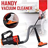 Three Secondz Lightweight Vacuum Cleaner Bagged Canister Vacume Vaccum Carpet Floor Rug